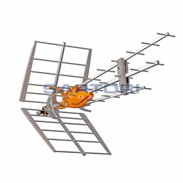 ANTENNE UHF BOSS-TECH TELEVES