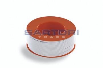 CAVO CAVEL MINI BIANCO SCHERMATURA >75 DB D.3,6MM