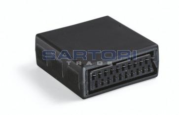ADATT. SCART 21P F/SCART 21P F