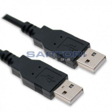 CAVO USB MASCHIO / USB MASCHIO