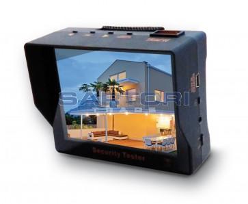 LCD CAMERA TESTER ANALOGICO