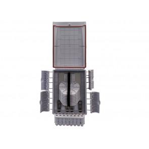 BOX OTTICO IP65 - 96 FIBRE OTTICHE
