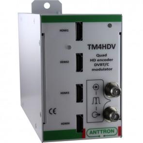 MODULATORE DVB/T2 HDMI 4 INGRESSI