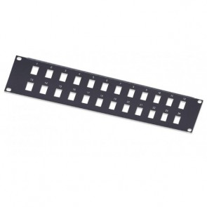 PATCH PANEL KEYSTONE 24 PORTE