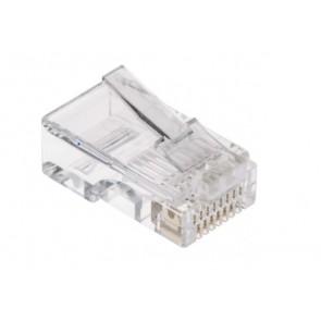 Plug RJ45 8P8C Cat.6A FTP Passante