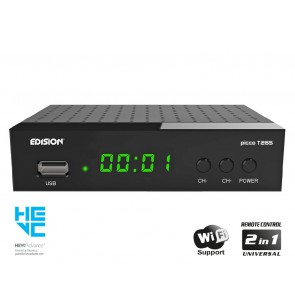 RICEVITORE DVB-T2 EDISION DESKTOP