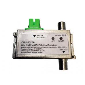 Ricevitori fibra ottica FTTH a TV - 2150MHZ
