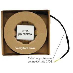 SCATOLA TERMINAZIONE OTTICA APPARTAMENTO (STOA) PREINTESTATA