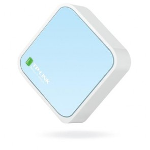 WIRELESS NANO ROUTER